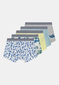 Petit Bateau - 5 PACK - Panties - dark blue/white