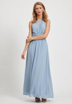 Vila - VIMILINA - Vestido largo - ashley blue