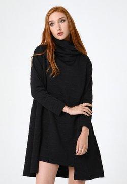 Madam-T - SHELBY - Abito in maglia - schwarz