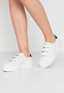 No Name - PLATO STRAPS - Sneakers laag - white/fox white
