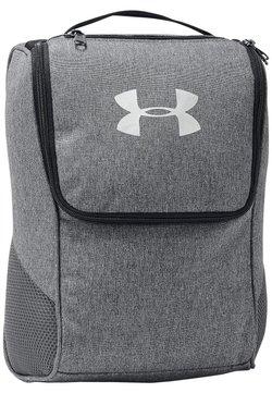 Under Armour - SHOE BAG - Sports bag - dark grey