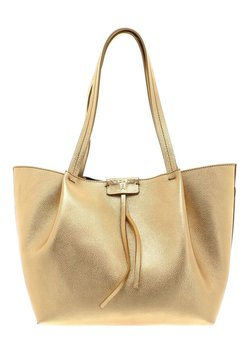 Patrizia Pepe - PEPE CITY  - Shopping Bag - gold star