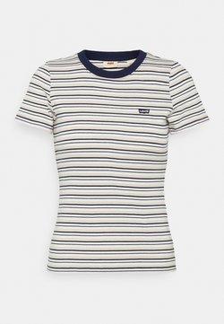 Levi's® - BABY TEE - T-Shirt print - coco cloud dancer