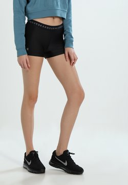 Under Armour - SHORTY - Tights - black