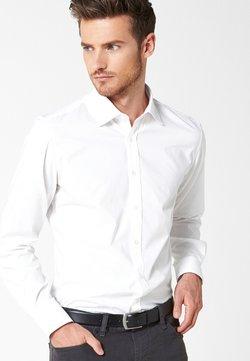 s.Oliver BLACK LABEL - REGULAR FIT - Businesshemd - white
