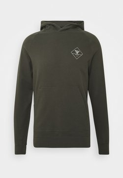 Barbour Beacon - NETHERLEY HOODIE - Hoodie - forest