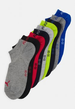 Puma - UNISEX SNEAKER PLAIN 9 PACK - Calcetines tobilleros - multicolor