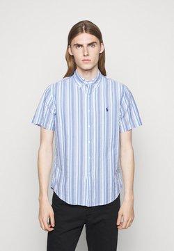 Polo Ralph Lauren - SEERSUCKER - Hemd - blue/white