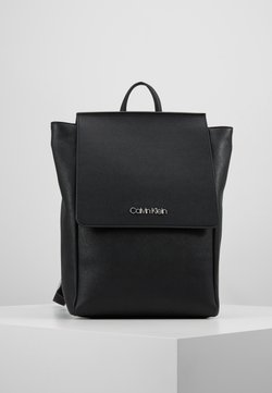 Calvin Klein - TASK BACKPACK - Reppu - black
