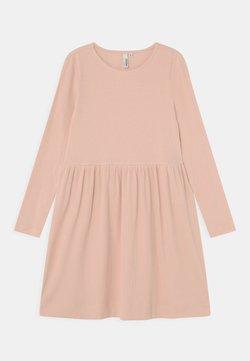 Little Pieces - LPTAYA DRESS - Jerseykleid - light pink