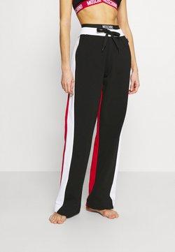 Moschino Underwear - PANTS - Jogginghose - black