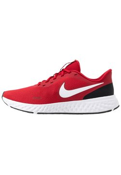 Nike Performance - REVOLUTION 5 - Zapatillas de running neutras - gym red/white/black