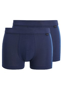 Schiesser - 2 PACK - Shorty - admiral