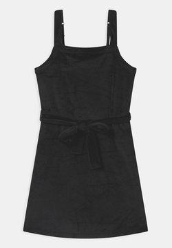 Abercrombie & Fitch - VELVET - Freizeitkleid - black