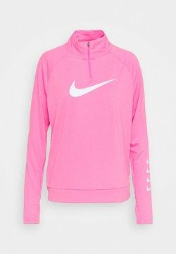 Nike Performance - RUN - Camiseta de deporte - pink glow/pink foam