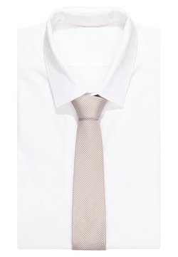 Jack & Jones - JACCOLOMBIA TIE - Krawatte - roasted cashew