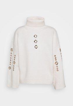 Pinko - GUYANA SWEATER - Maglione - white