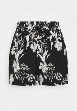 ONLY Carmakoma - CARLUXINA  - Shorts - black