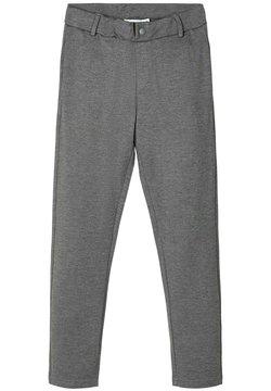 Name it - Chinos - dark grey melange