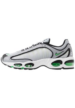 Nike Sportswear - AIR MAX TAILWIND IV - Sneakers laag - wolf grey/green spark/white/black
