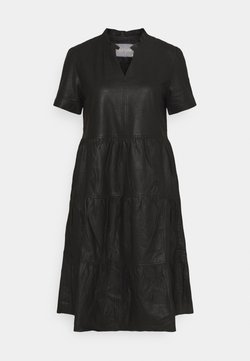 Culture - ALINA DRESS - Robe d'été - black