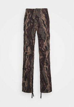 Carhartt WIP - REGULAR PANT COLUMBIA - Reisitaskuhousut - multi-coloured