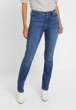 Esprit - SLIM - Slim fit jeans - blue medium wash