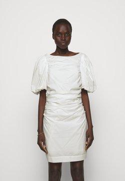 DESIGNERS REMIX - SANDRA PUFF DRESS - Etuikleid - cream