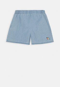 Benetton - Jeansshort - blue