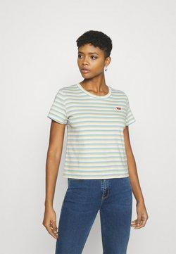 Levi's® - SURF TEE - T-Shirt basic - blue topaz