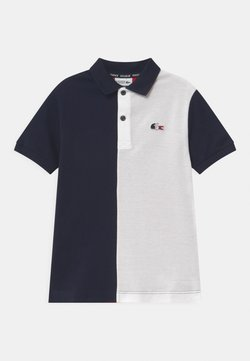 Lacoste Sport - OLYMP UNISEX  - Polo - navy blue/white/red