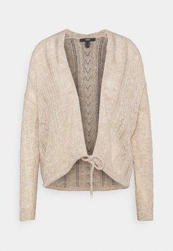 Esprit Collection - POINTELLES  - Neuletakki - sand