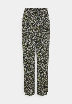 Tommy Jeans - FLUID PANT - Stoffhose - floral print