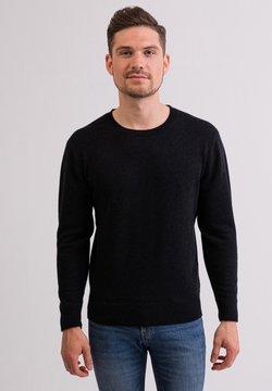 CASH-MERE - Pullover - holzkohle