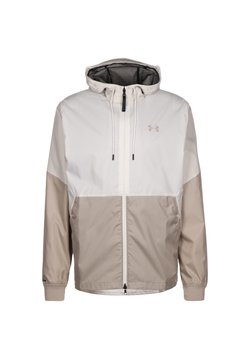 Under Armour - FIELD HOUSE - Windbreaker - onyx white / hbf