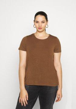 Vero Moda Curve - VMAVA - Camiseta básica - emperador