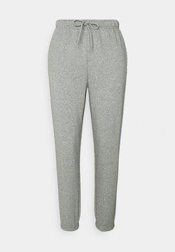 Pieces - PCCHILLI PANTS - Jogginghose - medium grey melange