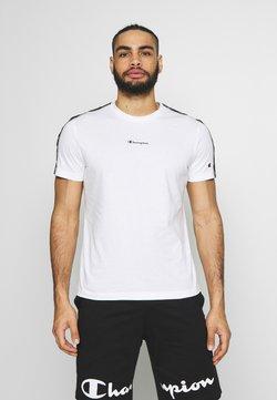 Champion - CREWNECK - T-shirt print - white