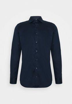Seidensticker - SLIM LIGHT SPREAD KENT PATCH - Businesshemd - dunkelblau