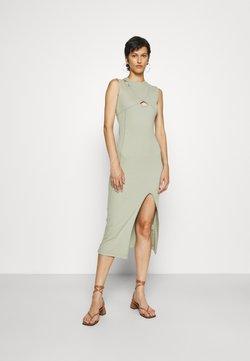 Missguided Tall - DRESS - Maxikleid - sage