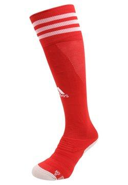 adidas Performance - CLIMACOOL TECHFIT FOOTBALL KNEE SOCKS - Kniestrümpfe - power red/white