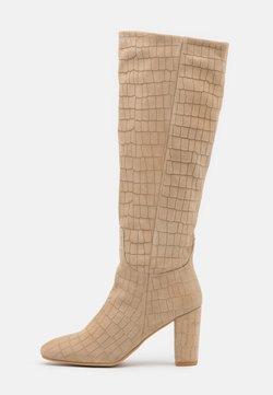 Vero Moda - VMMELAN BOOT - Stiefel - offwhite