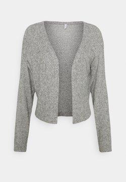 ONLY - ONLLUNA  - Cardigan - light grey melange