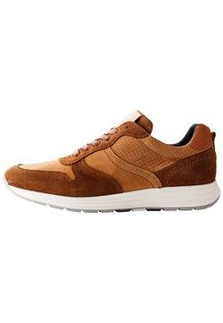NoGRZ - M.DELAYENS - Sneakers laag - cognac
