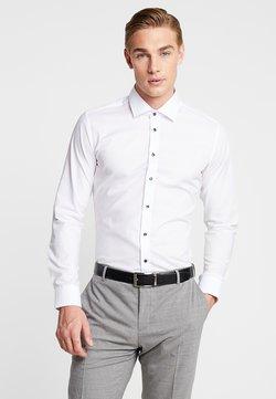 Seidensticker - BUSINESS KENT PATCH EXTRA SLIM FIT - Camicia elegante - white