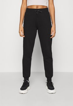 New Look - SLIM LEG JOGGER - Jogginghose - black