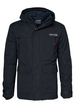 Petrol Industries - Winterjacke - black navy