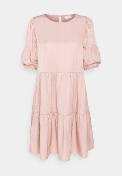 Vila - VIBILLIE DRESS - Korte jurk - misty rose