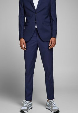 Jack & Jones PREMIUM - Chinot - medieval blue