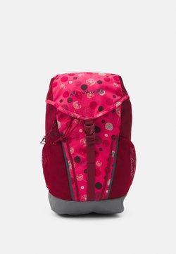 Vaude - PUCK 10 UNISEX - Reppu - bright pink/cranberry